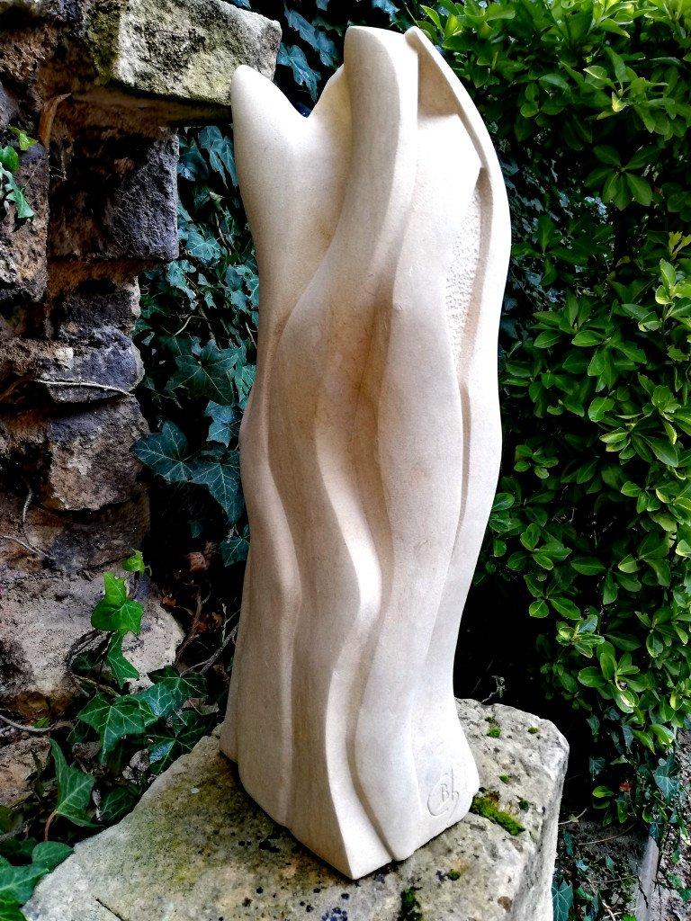 sculpt-585-les flammes de la liberté-II