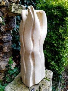 sculpt-586-les flammes de la liberté-II